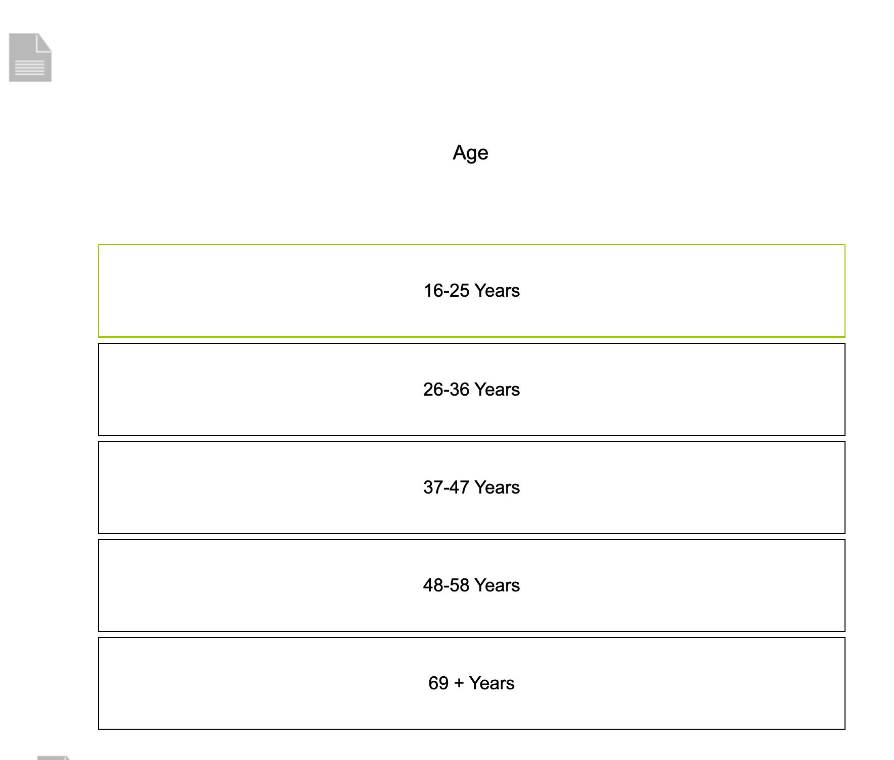 Raise Demographics