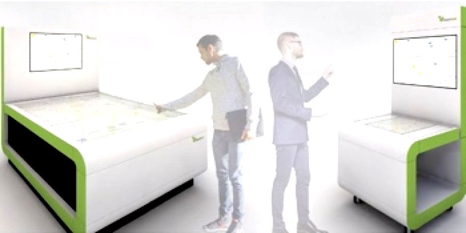 Interactive digital exhibits