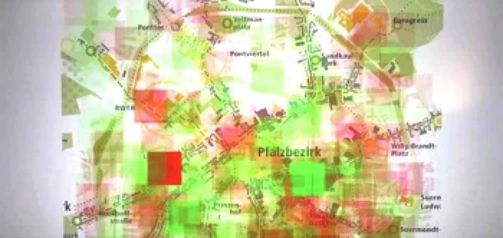 Interaktive digitale Exponate